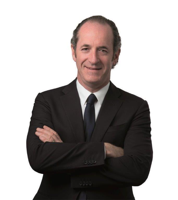 Luca Zaia (Presidente Regione del Veneto)
